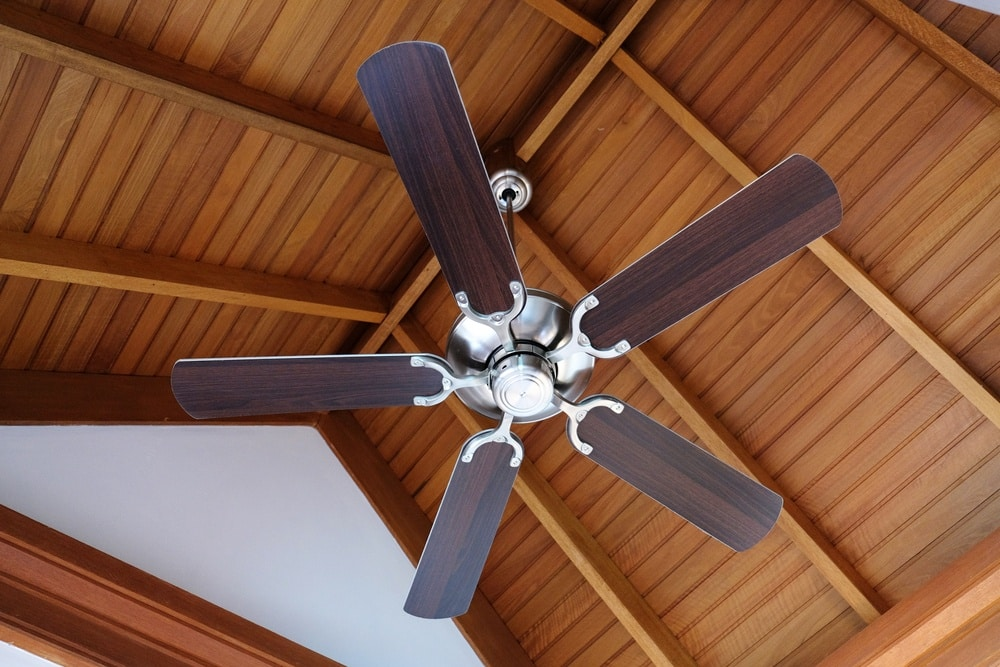 Choosing a Fan for Angled Ceiling