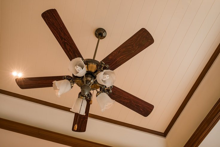 Best ceiling fan buying guide and reviews how to install and replace a ceiling fan aloadofball Image collections