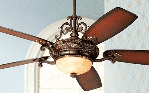 56-Inch Casa Esperanza Teak Finish Blades Ceiling Fan Review