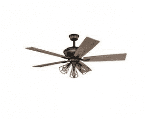 Turn of the Century Ceiling Fan