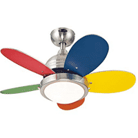 Ceiling fans for Kids