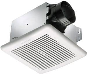 Delta Electronics (Americas) Ltd. GBR80 Delta BreezGreenBuilder Exhaust Bath Fan, 4in duct