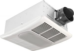 Delta BreezeRadiance RAD80L Exhaust Bath Fan